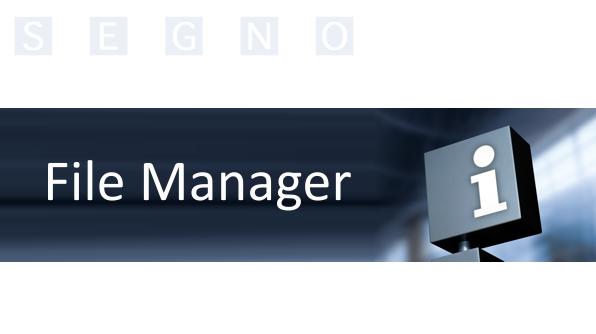 Bild File Manager 2 596x334px   SEGNO